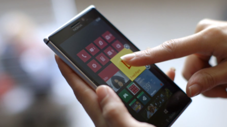 Pronto podremos crear carpetas de tiles en la pantalla de inicio de Windows Phone 8.1