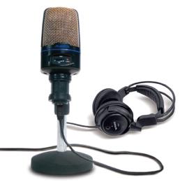 Alesis USB-Mic, micrófono USB para podcasting