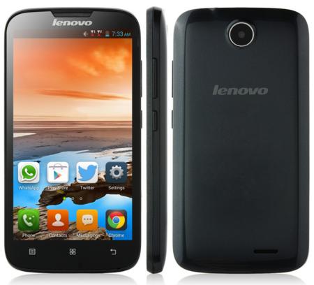 Moto E Lenovo