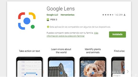 Lens Android