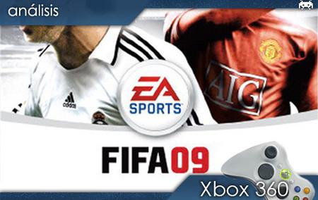 'FIFA 09'. Análisis