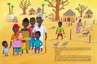"""""""Mathías y Amadou"""", un cuento que habla de solidaridad a los niños"""