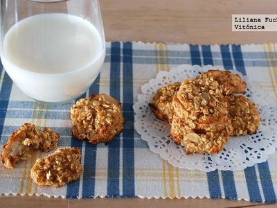 Siete opciones de galletas caseras y nutritivas para calmar el gusanillo de forma sana
