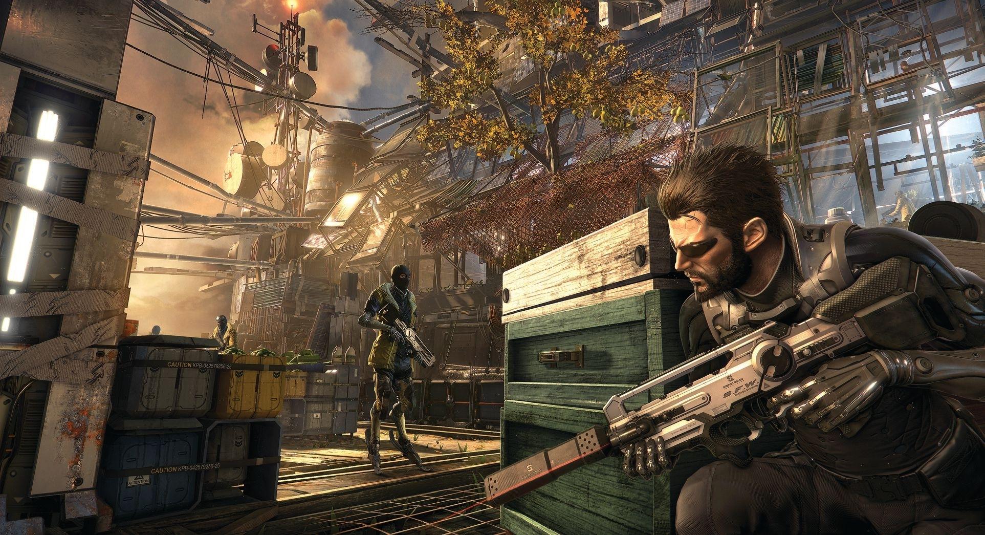 Foto de Deus Ex: Mankind Divided (1/4)
