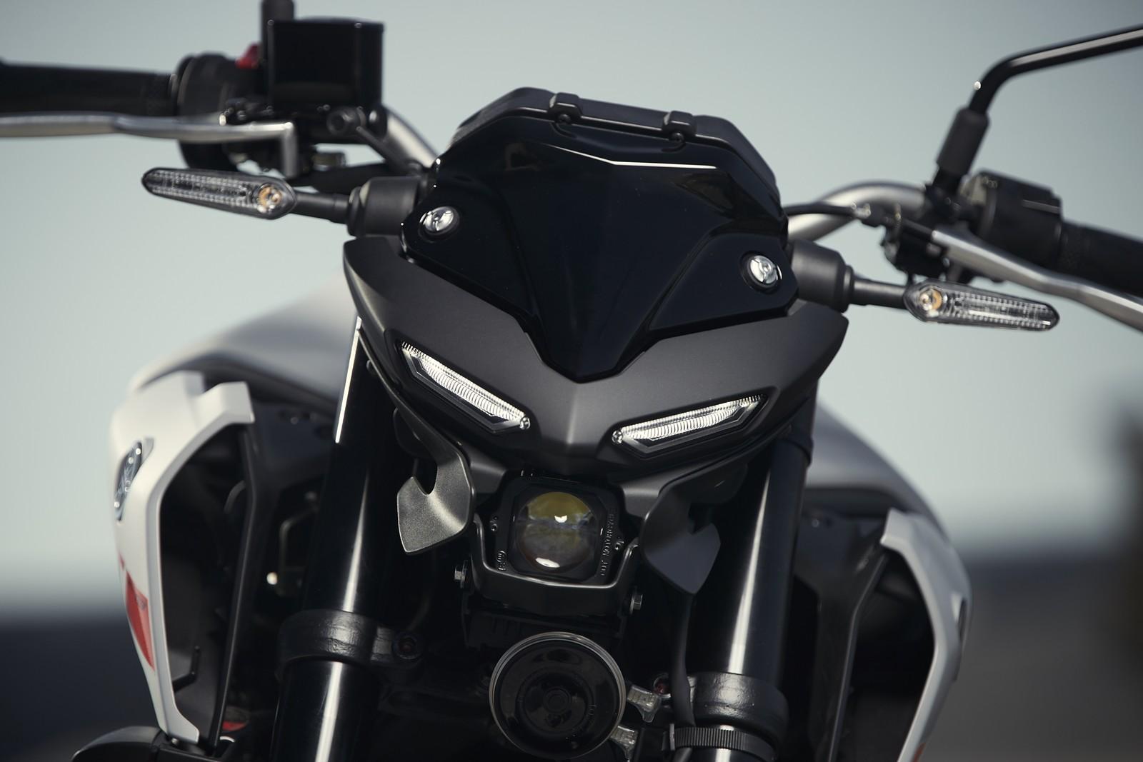 Foto de Yamaha MT-03 2020, prueba (18/33)
