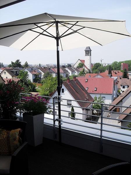 sombrilla balcon