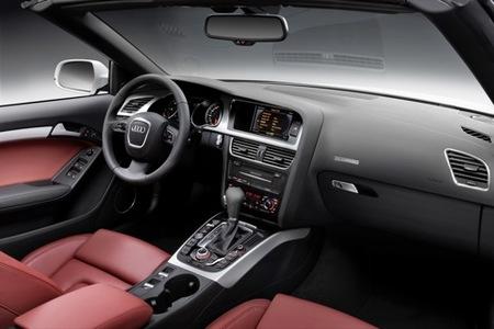 Equipos de audio Bang & Olufsen para Audi A5 cabrio y Q5
