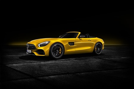 Mercedes Amg Gt S Roadster 2019 007