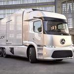 El impresionante camión eléctrico de Mercedes ya se alista para salir a las calles alemanas este 2017
