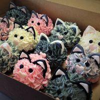 Comida de EsCultura: los más tiernos cupcakes de gatitos