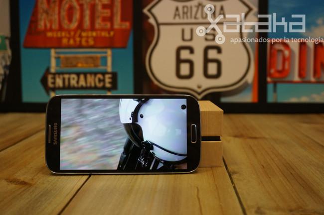 Samsung Galaxy S4 en Xataka