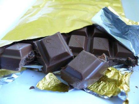 El chocolate amargo engorda menos que el que lleva leche. Desmintiendo un mito