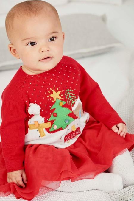 Jersey De Navidad Bebe