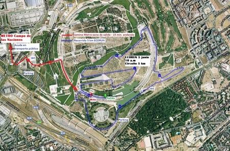 Los más pequeños pueden participar en la carrera organizada para celebrar el Día Mundial del Medio Ambiente el día 3 de junio 2012