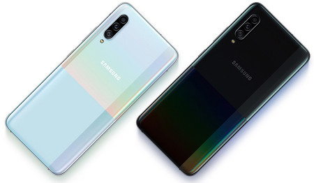 Galaxy A90 03
