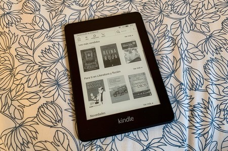 Amazon Kindle Paperwhite Tienda