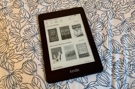 d99b2f90d Amazon Kindle Paperwhite, análisis. Review con características ...