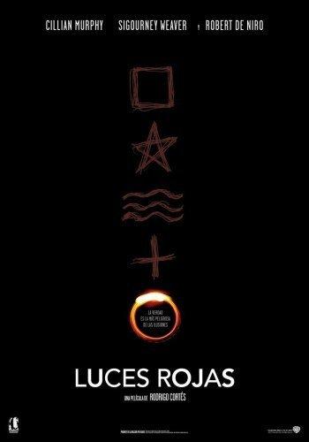 'Luces rojas', cartel de lo nuevo de Rodrigo Cortés