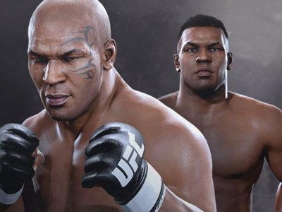 Podrás partirle la cara a Mike Tyson en EA Sports UFC 2