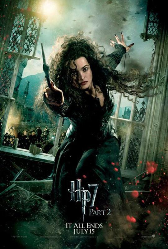 Foto de 'Harry Potter y las reliquias de la muerte. Parte II', nuevo y espectacular tráiler y carteles (13/21)