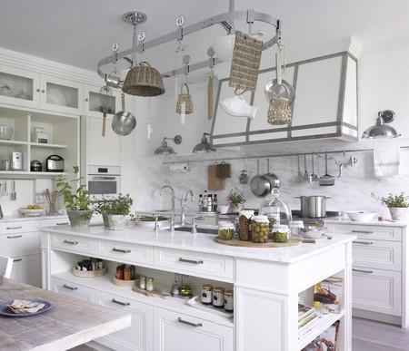 Una década diseñando cocinas; cocinas más tradicionales sin renunciar a la tecnología