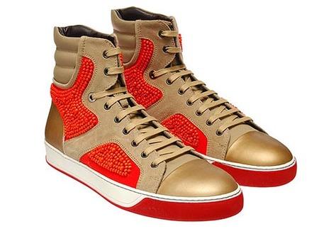 Sneakers tobilleras de Lanvin