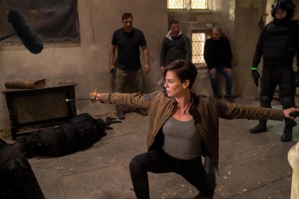 'La vieja guardia' arrasa en Netflix: la película va camino de colarse entre las 10 películas más vistas de la plataforma