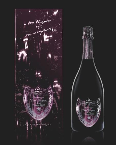 David Lynch x Dom Pérignon: el resultado de la unión