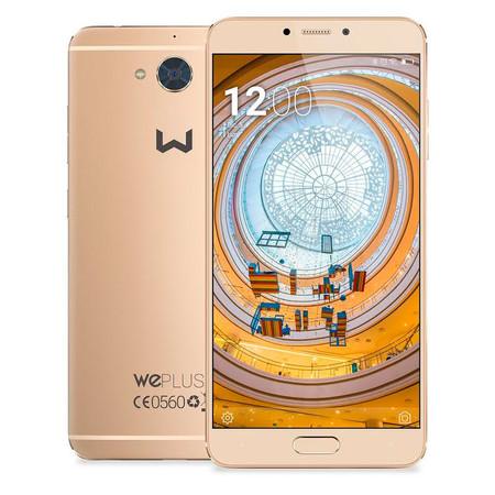 Weimei wePlus 2: más resolución, potencia y lector de huellas para el nuevo 'flagship' de la marca española