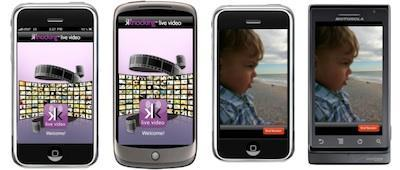 Knocking Live Video, comparte vídeos entre iPhone y Android