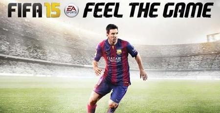 Messi confirmado para la portada global de FIFA 15