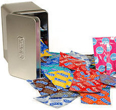 Kit sexual de Durex