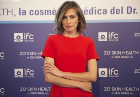 Las 9 razones que han llevado a Nieves Álvarez a confiar la salud de su piel a la Cosmética Médica