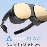 Vive Flow: HTC plantea sus nuevas gafas para desconectar, meditar y mejorar nuestra salud mental