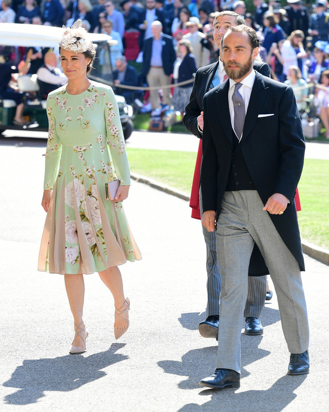 Pippa Middleton Boda Del Principe Harry Y Meghan Markle 1