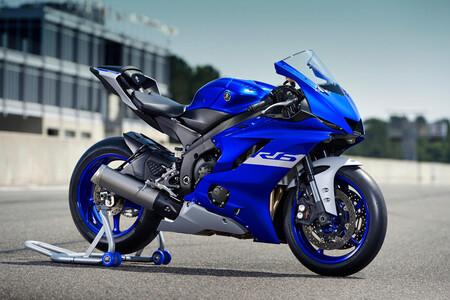 Yamaha R6 Race 2021 1