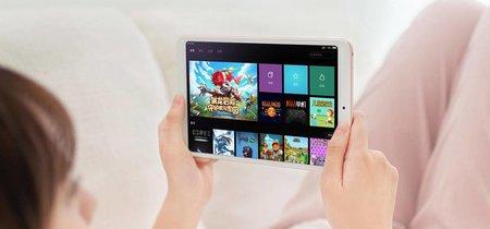 Tablet Xiaomi Mi Pad 4 LTE de 64GB, con conectividad WiFi y 4G, por sólo 199 euros con este cupón