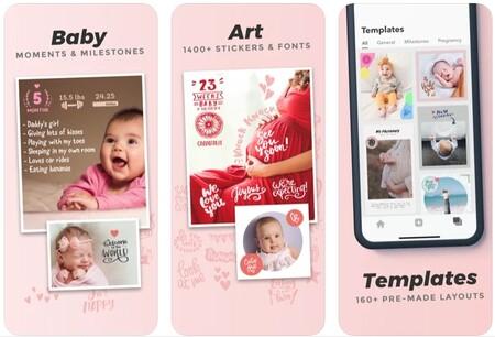 Apps Fotos Embarazo Adorable