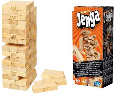 Games Jenga Hasbro A2120e24