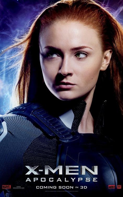 Foto de 'X-Men: Apocalipsis', todos los carteles (10/22)