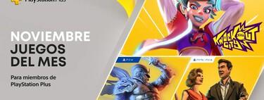 Juegos gratis de PS4 y PS5 en noviembre 2021 para PlayStation Plus