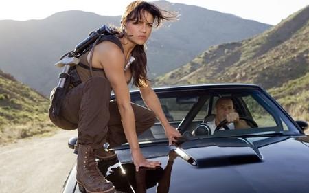 Michelle Rodriguez en Fast & Furious