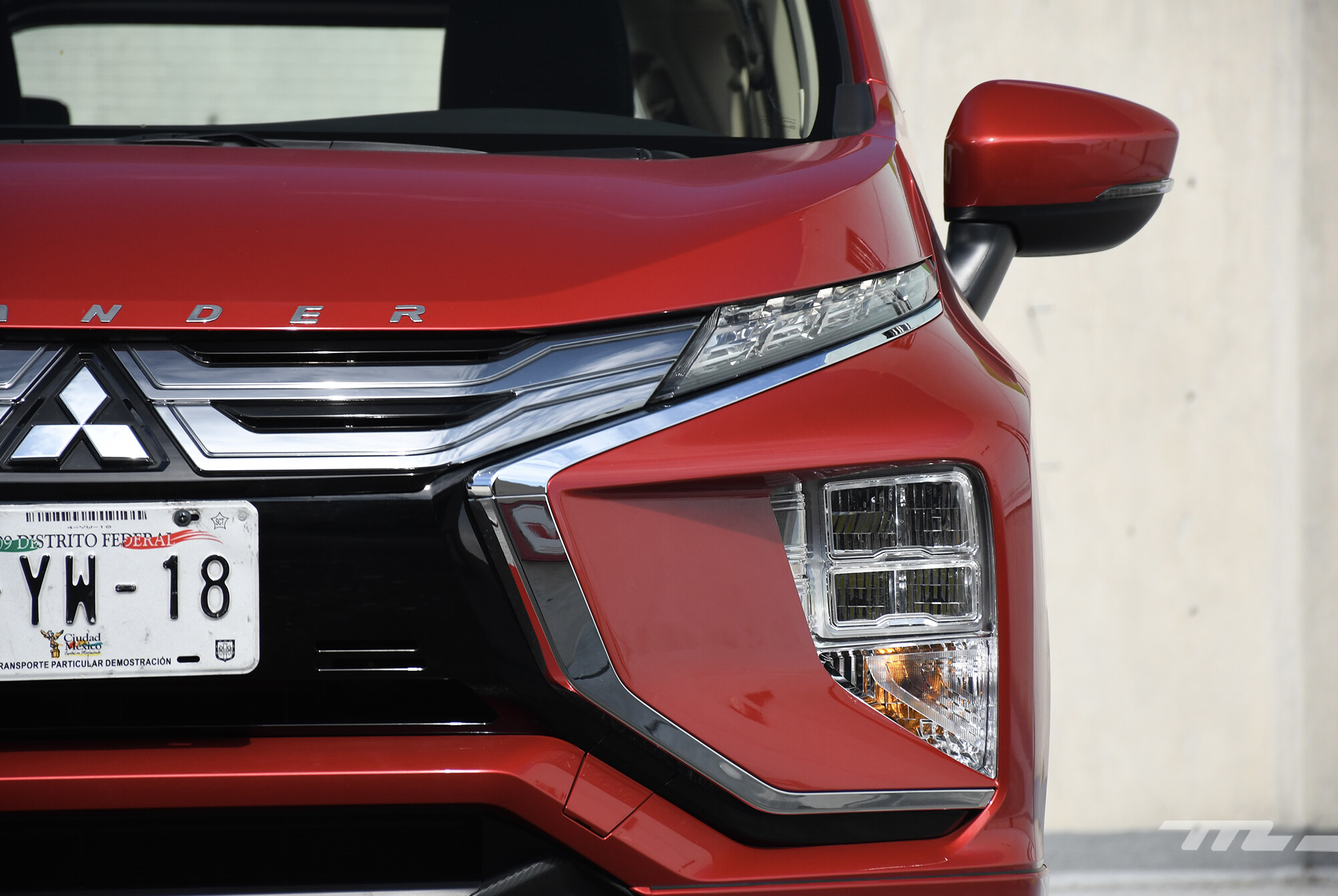 Foto de Mitsubishi Xpander (prueba) (11/27)