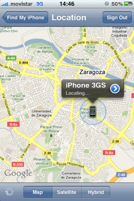 Foto de Find my iPhone (6/9)
