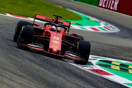 Vettel Italia F1 2019