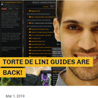 """Vuelven las guías de """"Torte de Lini"""" gracias al patrocinio de una compañía de apuestas (y esto podría no gustarle a Valve)"""