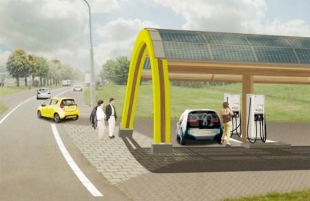 Holanda tendrá en 2015 una estación de carga eléctrica cada 50 kilómetros