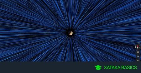 Cómo visitar otros planetas en Google Maps viajando por el hiperespacio en el Sistema Solar