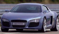 Audi R8, ¿diésel?