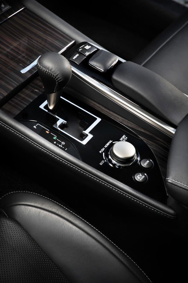 Foto de Lexus GS 450h (2012) (34/62)
